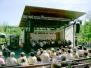 Konzert Orchester II im Kurpark Warmbad-Erzg